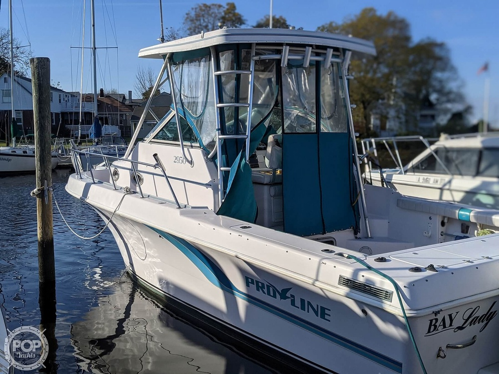 1995 Pro-Line boat for sale, model of the boat is 2950 & Image # 31 of 40