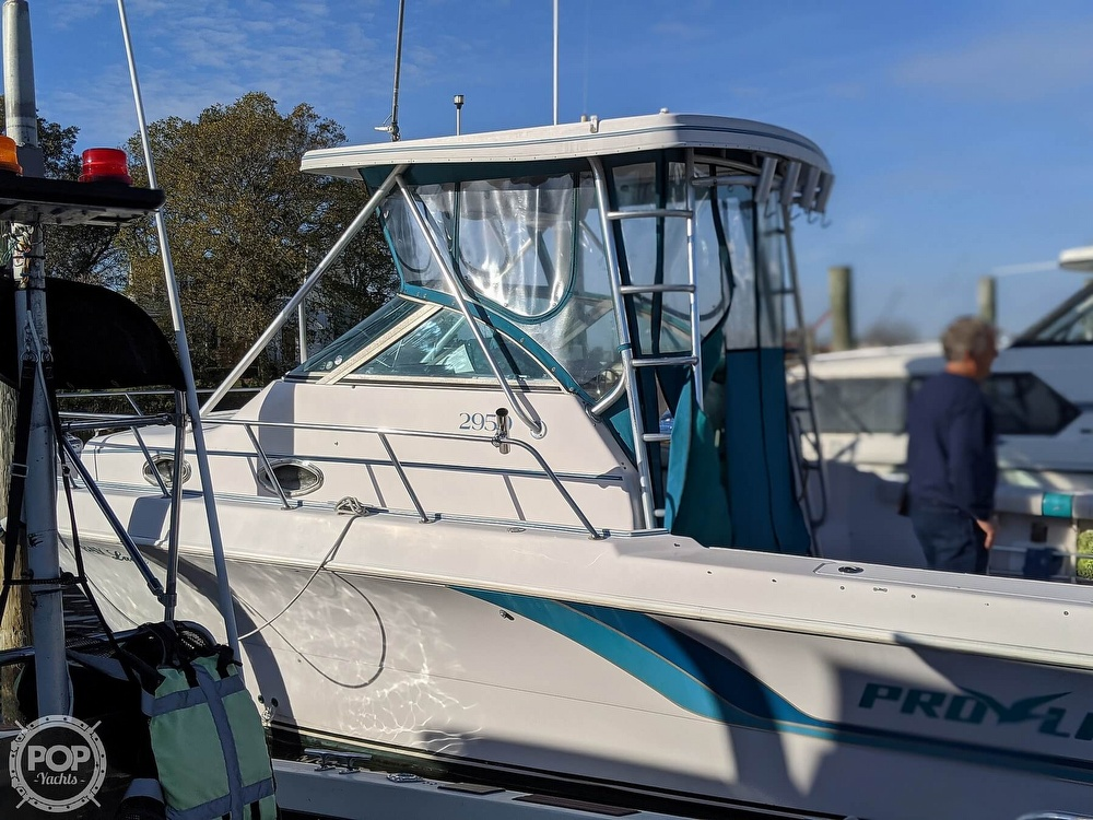 1995 Pro-Line boat for sale, model of the boat is 2950 & Image # 40 of 40