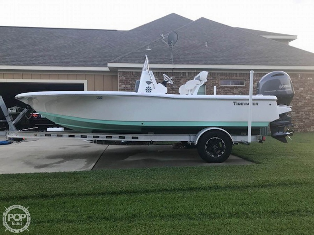 2017 Tidewater boat for sale, model of the boat is Carolina Bay 2000 & Image # 4 of 40