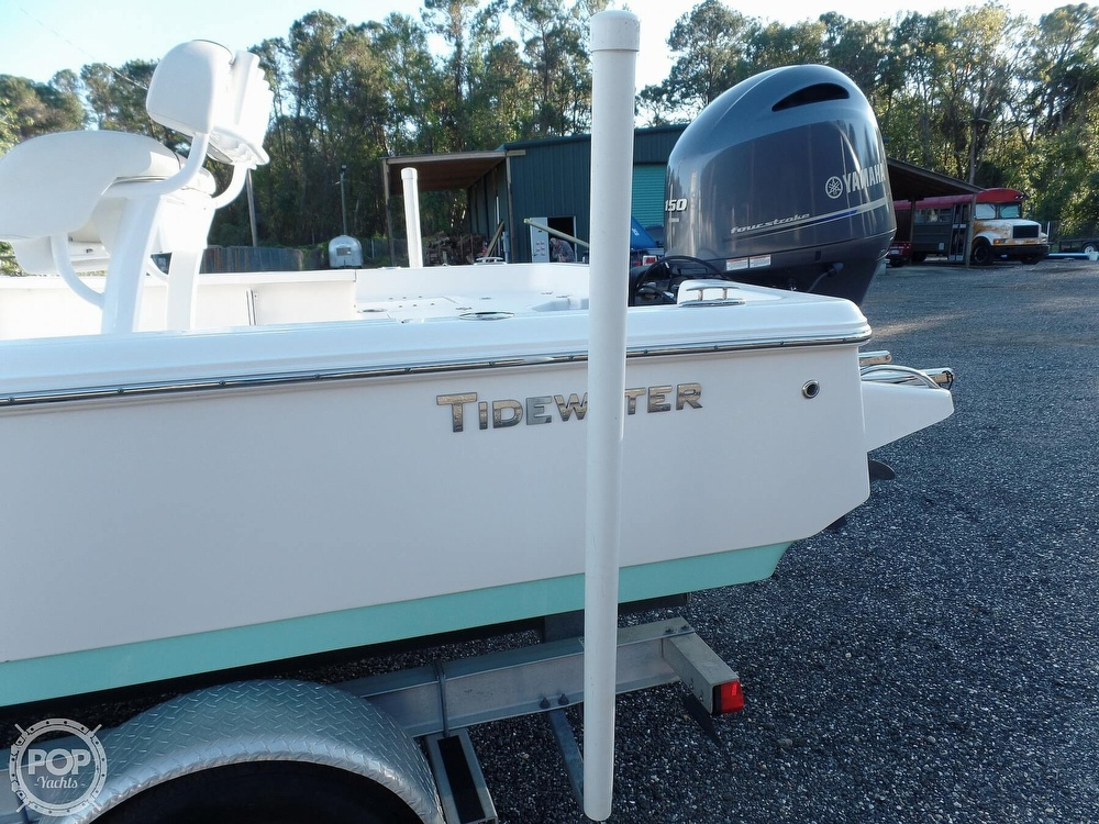 2017 Tidewater boat for sale, model of the boat is Carolina Bay 2000 & Image # 30 of 40