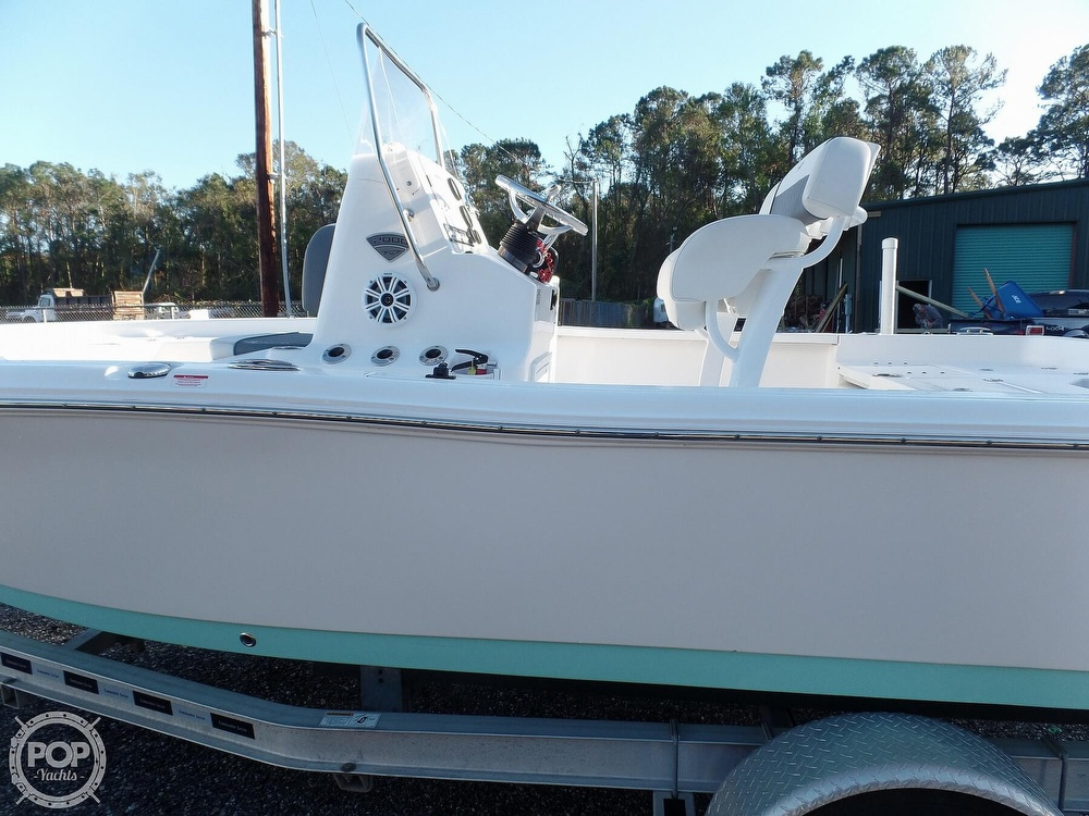 2017 Tidewater boat for sale, model of the boat is Carolina Bay 2000 & Image # 31 of 40