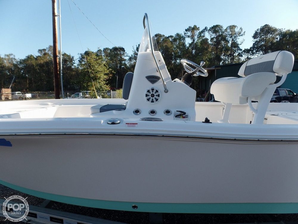 2017 Tidewater boat for sale, model of the boat is Carolina Bay 2000 & Image # 11 of 40