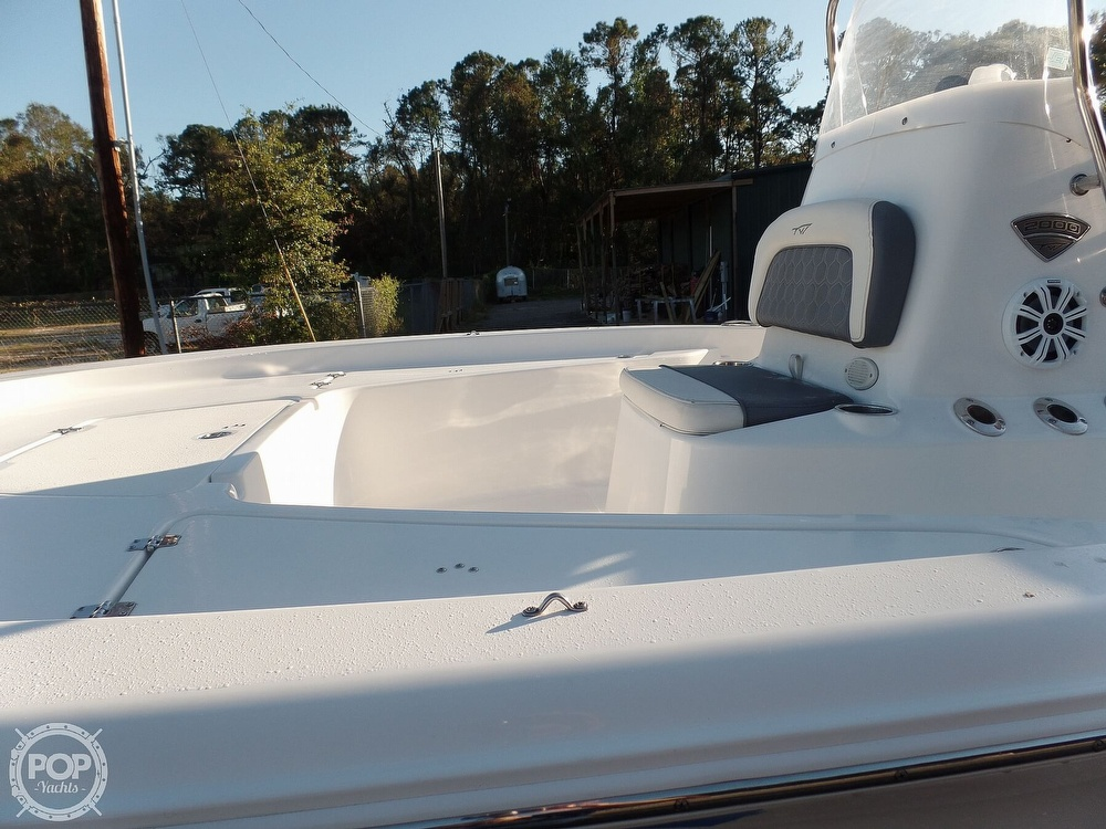 2017 Tidewater boat for sale, model of the boat is Carolina Bay 2000 & Image # 32 of 40