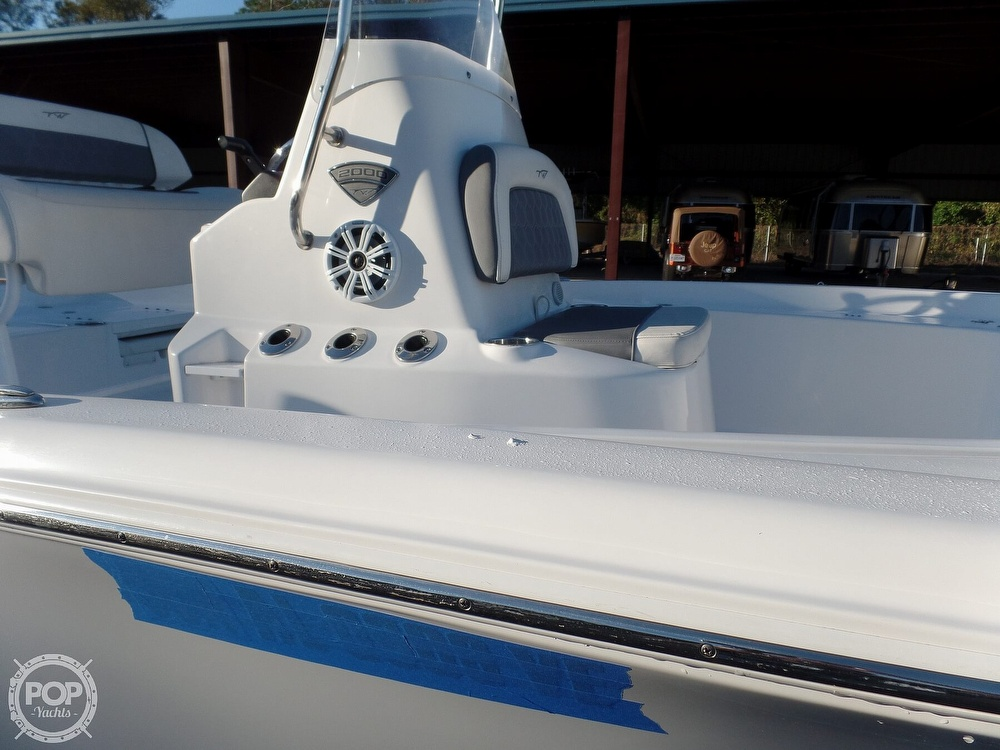 2017 Tidewater boat for sale, model of the boat is Carolina Bay 2000 & Image # 40 of 40
