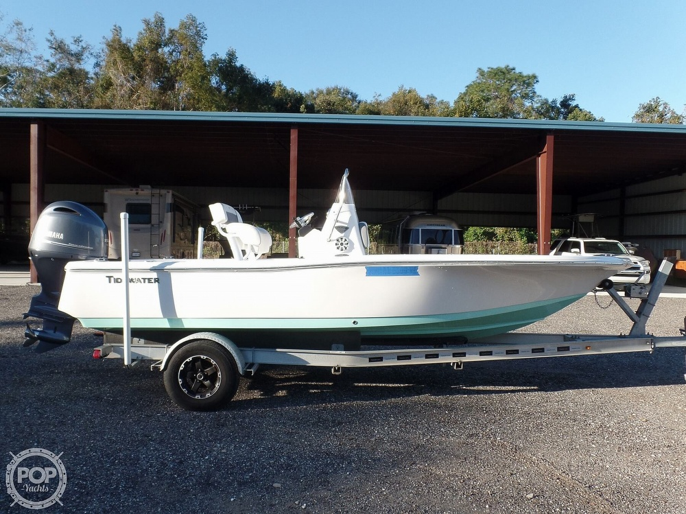 2017 Tidewater boat for sale, model of the boat is Carolina Bay 2000 & Image # 3 of 40
