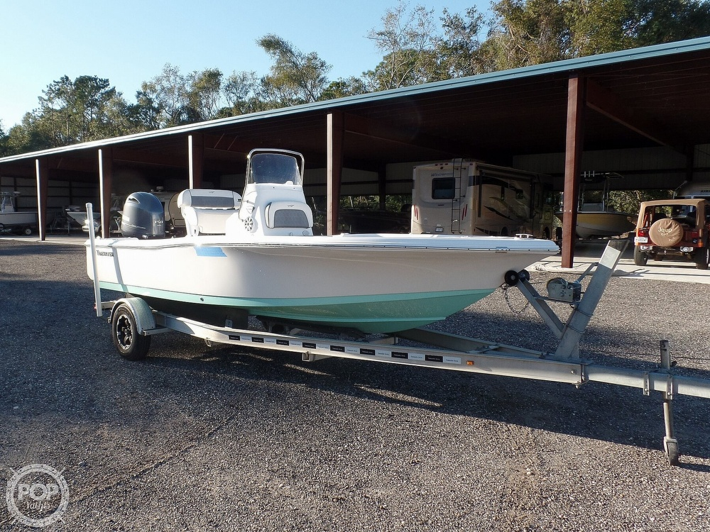 2017 Tidewater boat for sale, model of the boat is Carolina Bay 2000 & Image # 2 of 40