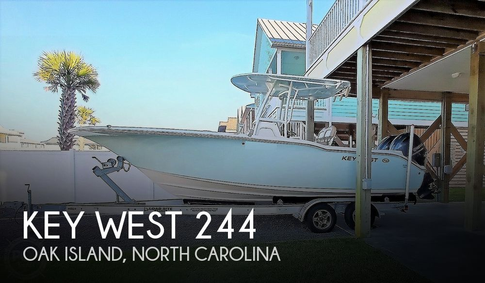 Used Boats For Sale in North Carolina by owner | 2018 Key West 244CC Bluewater