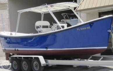 Ocean Tech 26 Motor Surf Boat, 26, for sale - $28,000