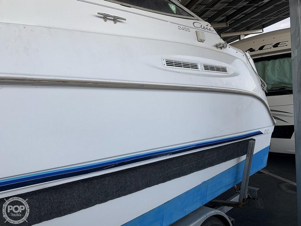 2001 Bayliner boat for sale, model of the boat is Ciera 2455 LX & Image # 23 of 40