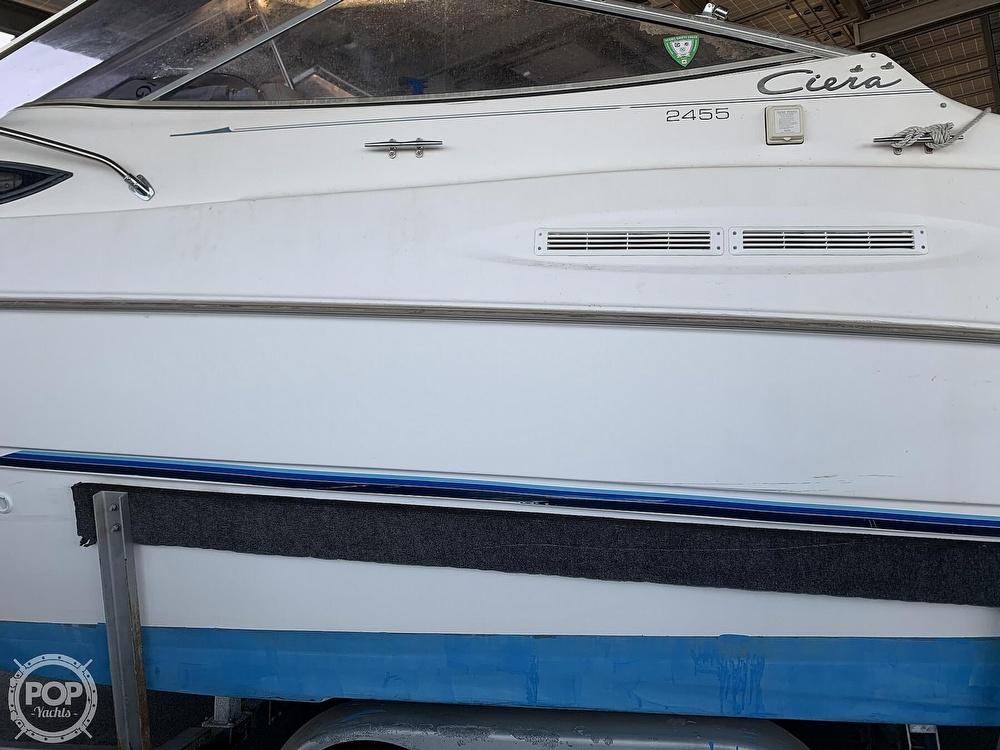 2001 Bayliner boat for sale, model of the boat is Ciera 2455 LX & Image # 24 of 40