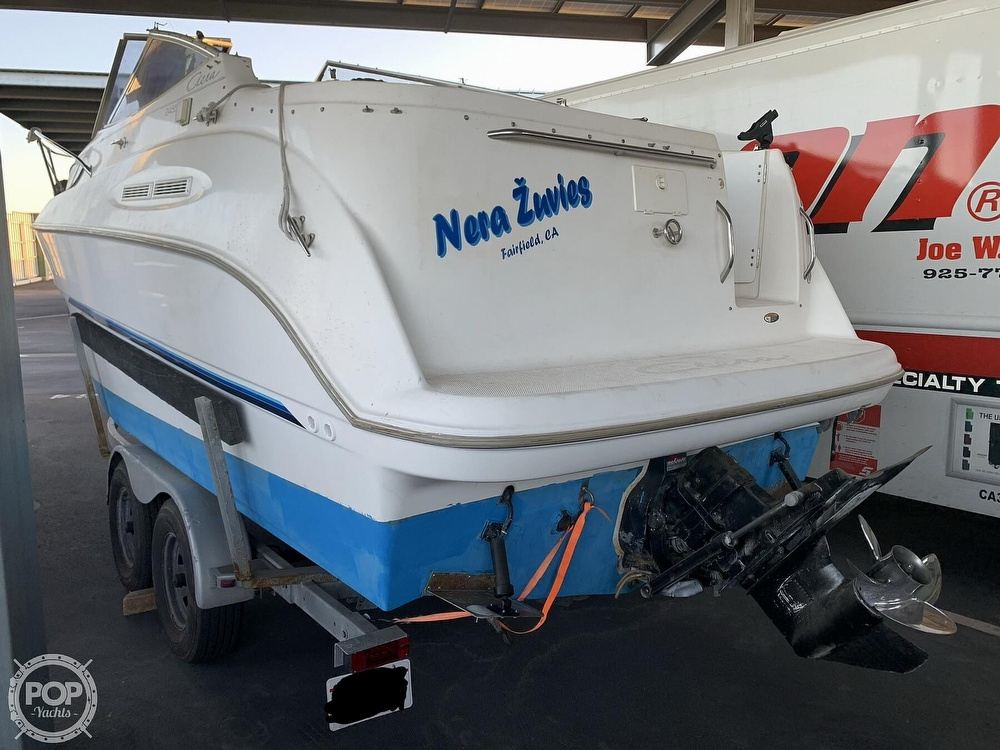 2001 Bayliner boat for sale, model of the boat is Ciera 2455 LX & Image # 28 of 40