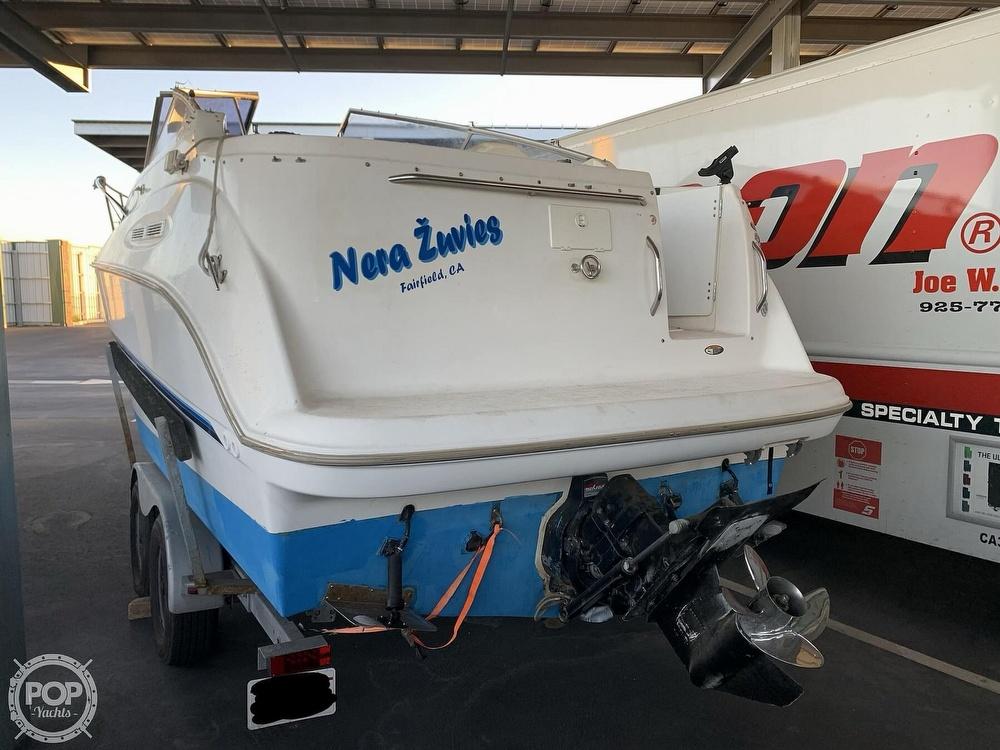 2001 Bayliner boat for sale, model of the boat is Ciera 2455 LX & Image # 29 of 40