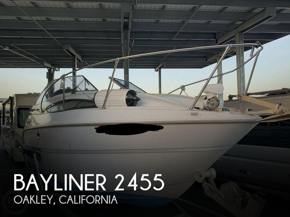 2001 Bayliner boat for sale, model of the boat is Ciera 2455 LX & Image # 1 of 40