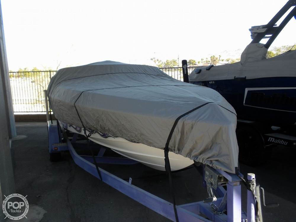 1996 Scarab boat for sale, model of the boat is 22 & Image # 5 of 40