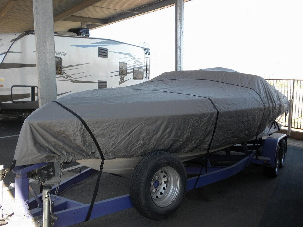 1996 Scarab boat for sale, model of the boat is 22 & Image # 6 of 40