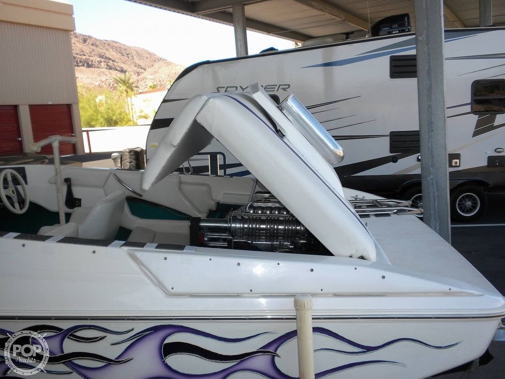 1996 Scarab boat for sale, model of the boat is 22 & Image # 24 of 40