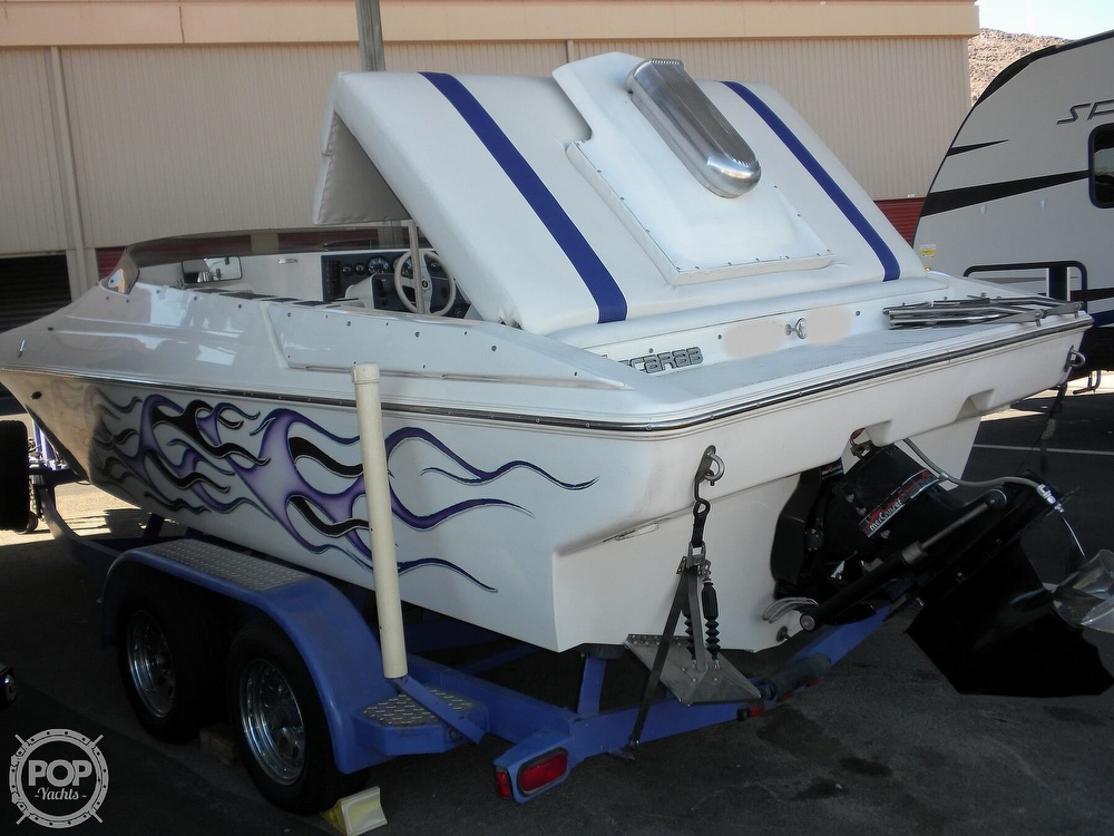 1996 Scarab boat for sale, model of the boat is 22 & Image # 25 of 40