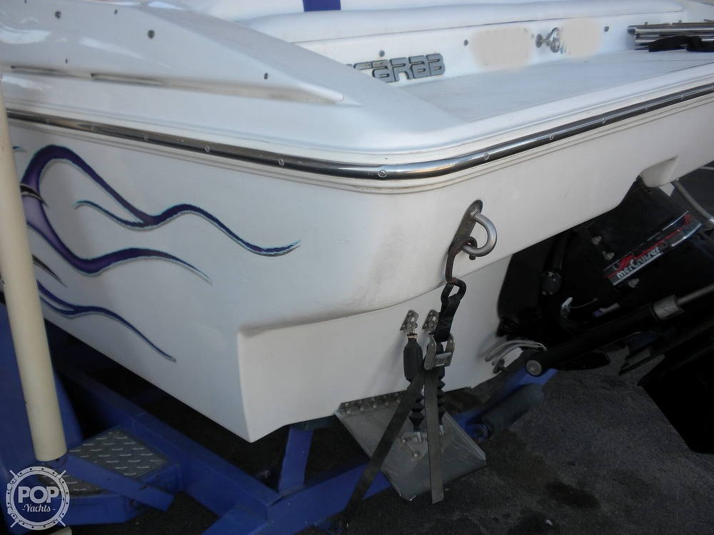 1996 Scarab boat for sale, model of the boat is 22 & Image # 27 of 40