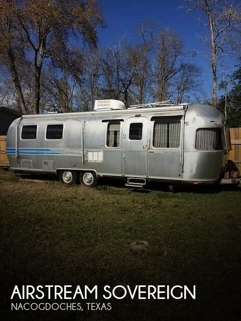1986 Airstream Airstream Sovereign