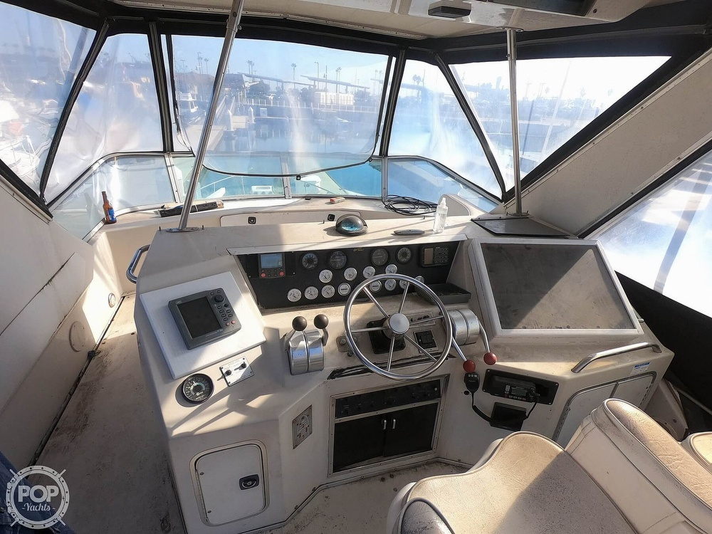 1988 Sea Ray boat for sale, model of the boat is 430 Convertible & Image # 8 of 40