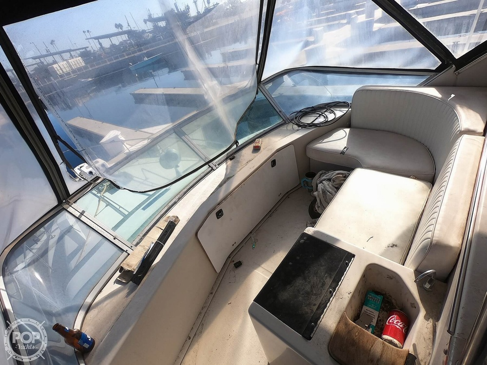 1988 Sea Ray boat for sale, model of the boat is 430 Convertible & Image # 12 of 40
