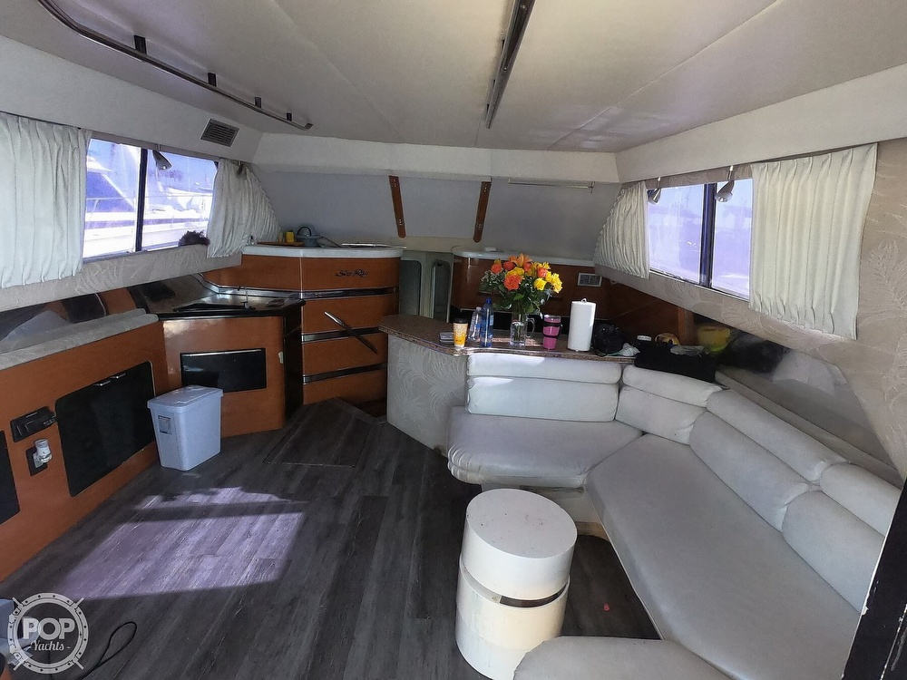 1988 Sea Ray boat for sale, model of the boat is 430 Convertible & Image # 18 of 40