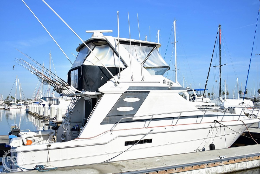 1988 Sea Ray boat for sale, model of the boat is 430 Convertible & Image # 37 of 40