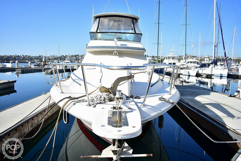 1988 Sea Ray boat for sale, model of the boat is 430 Convertible & Image # 38 of 40
