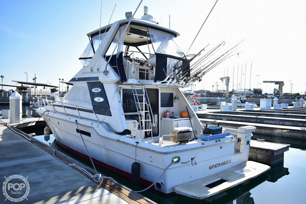 1988 Sea Ray boat for sale, model of the boat is 430 Convertible & Image # 39 of 40