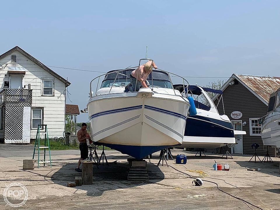 1994 Thompson boat for sale, model of the boat is Santa Cruz 3400 & Image # 9 of 12