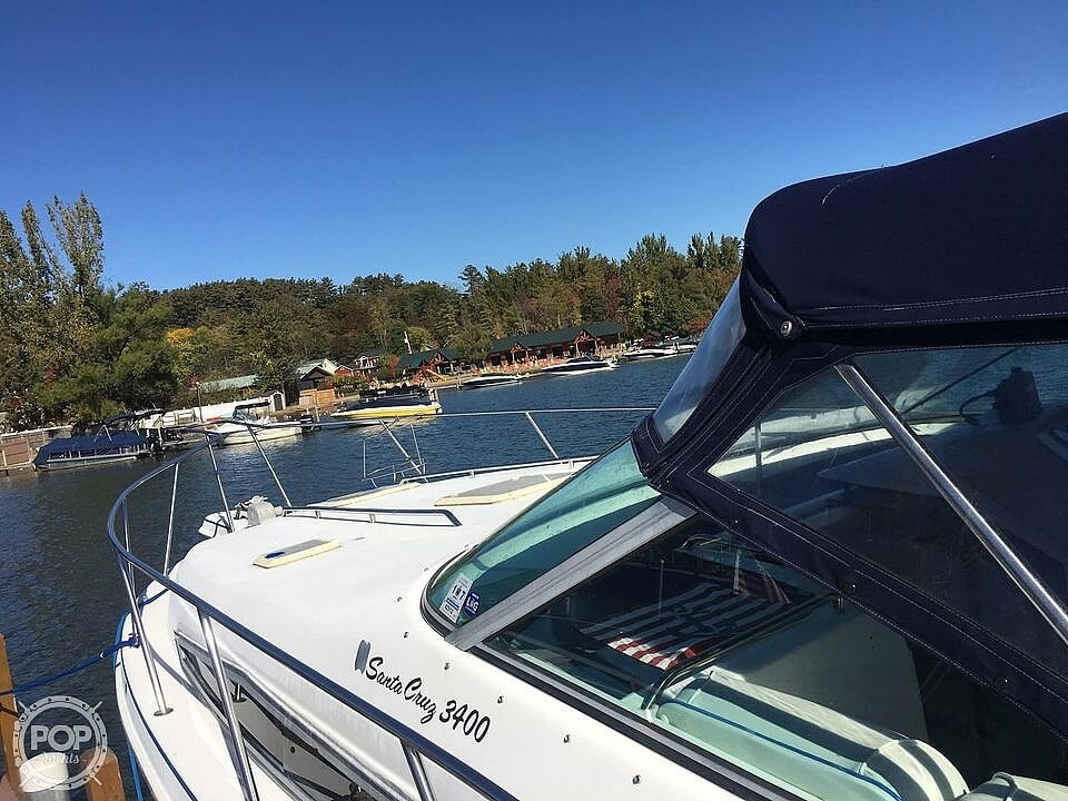 1994 Thompson boat for sale, model of the boat is Santa Cruz 3400 & Image # 10 of 12