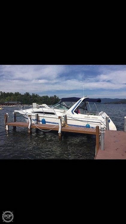 1994 Thompson boat for sale, model of the boat is Santa Cruz 3400 & Image # 11 of 12