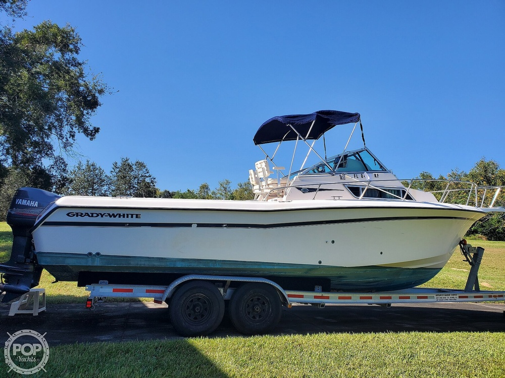 1999 Grady-White boat for sale, model of the boat is 272 Sailfish & Image # 2 of 40