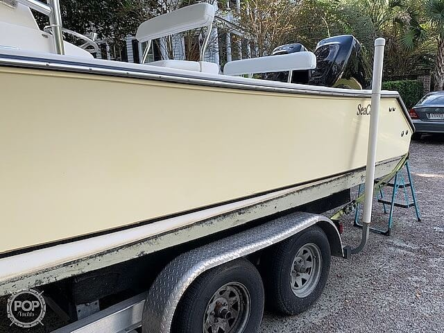 2003 Seacraft boat for sale, model of the boat is SC25 & Image # 11 of 40