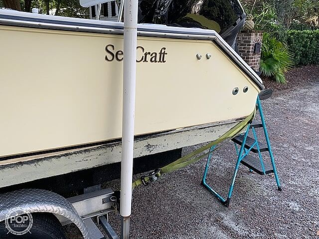 2003 Seacraft boat for sale, model of the boat is SC25 & Image # 14 of 40