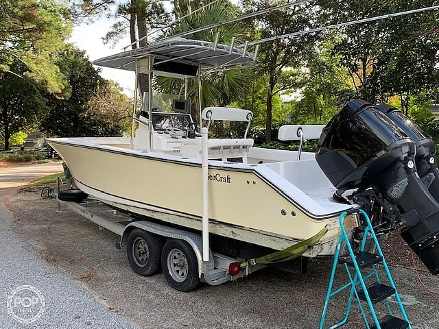 2003 Seacraft boat for sale, model of the boat is SC25 & Image # 15 of 40