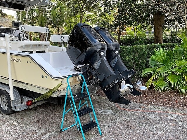 2003 Seacraft boat for sale, model of the boat is SC25 & Image # 16 of 40