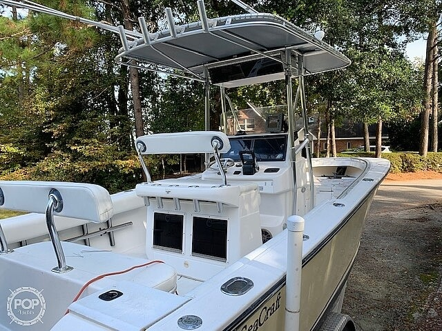 2003 Seacraft boat for sale, model of the boat is SC25 & Image # 17 of 40