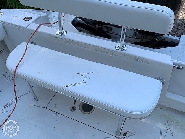 2003 Seacraft boat for sale, model of the boat is SC25 & Image # 36 of 40