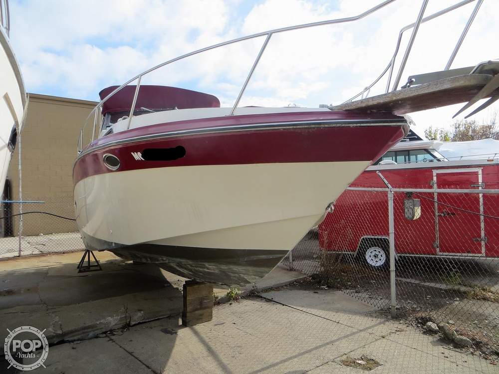 1987 Regal boat for sale, model of the boat is Commodore 277 & Image # 12 of 40