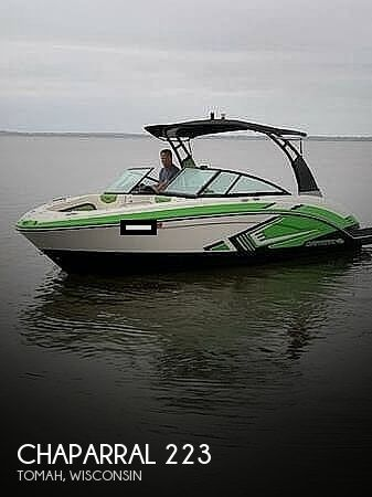 2015 CHAPARRAL 223 VORTEX VRX for sale