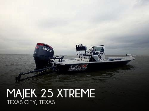 Used Majek Boats For Sale by owner | 2017 Majek 25 Xtreme