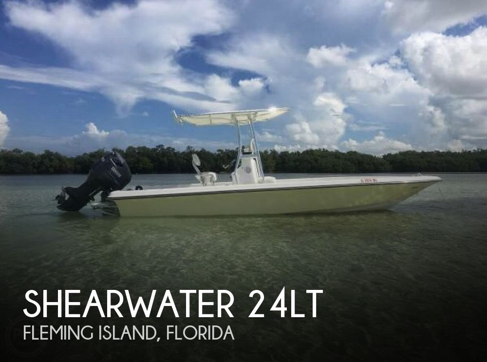 Used Shearwater Boats For Sale by owner | 2005 Shearwater 24LT