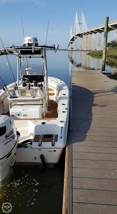 2016 Sea Chaser boat for sale, model of the boat is Carolina Skiff, Sea Chaser 20 HFC & Image # 10 of 24