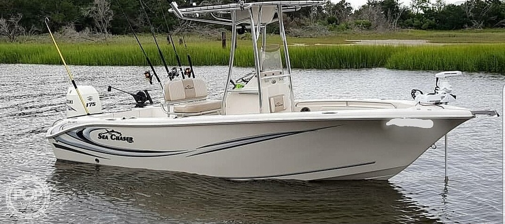 2016 Sea Chaser boat for sale, model of the boat is Carolina Skiff, Sea Chaser 20 HFC & Image # 2 of 24