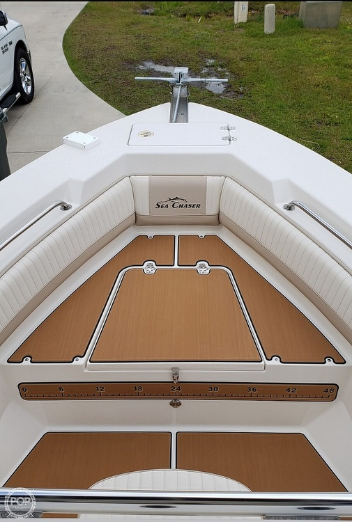 2016 Sea Chaser boat for sale, model of the boat is Carolina Skiff, Sea Chaser 20 HFC & Image # 8 of 24