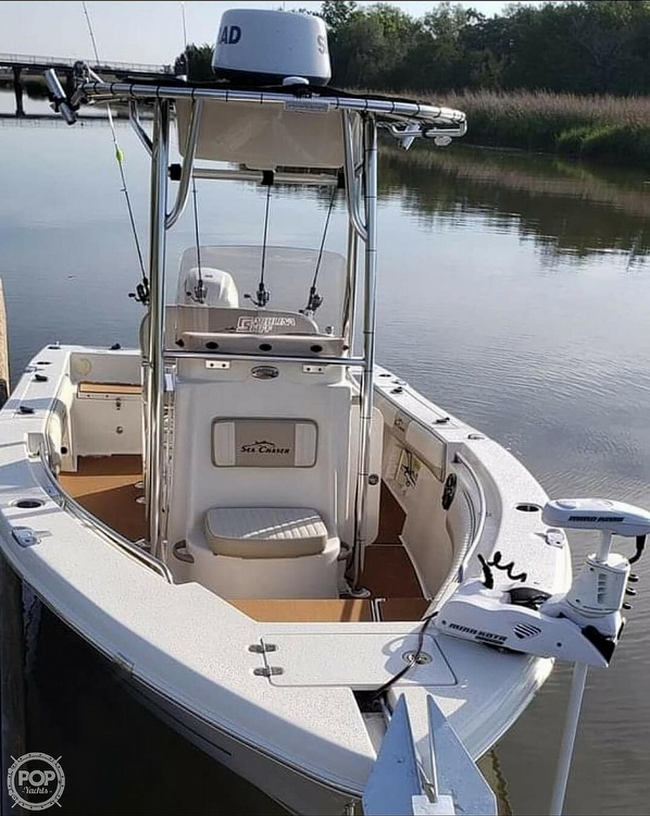2016 Sea Chaser boat for sale, model of the boat is Carolina Skiff, Sea Chaser 20 HFC & Image # 19 of 24