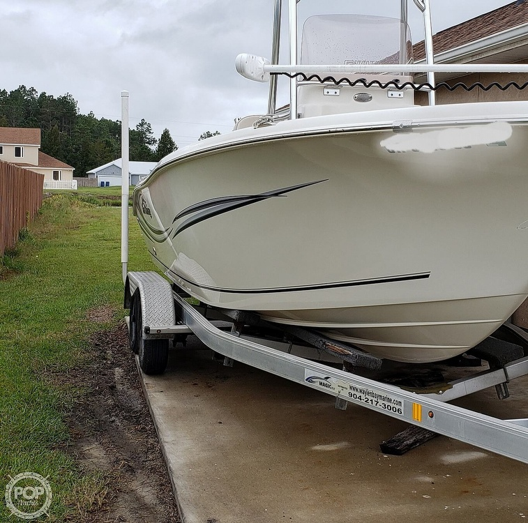 2016 Sea Chaser boat for sale, model of the boat is Carolina Skiff, Sea Chaser 20 HFC & Image # 22 of 24