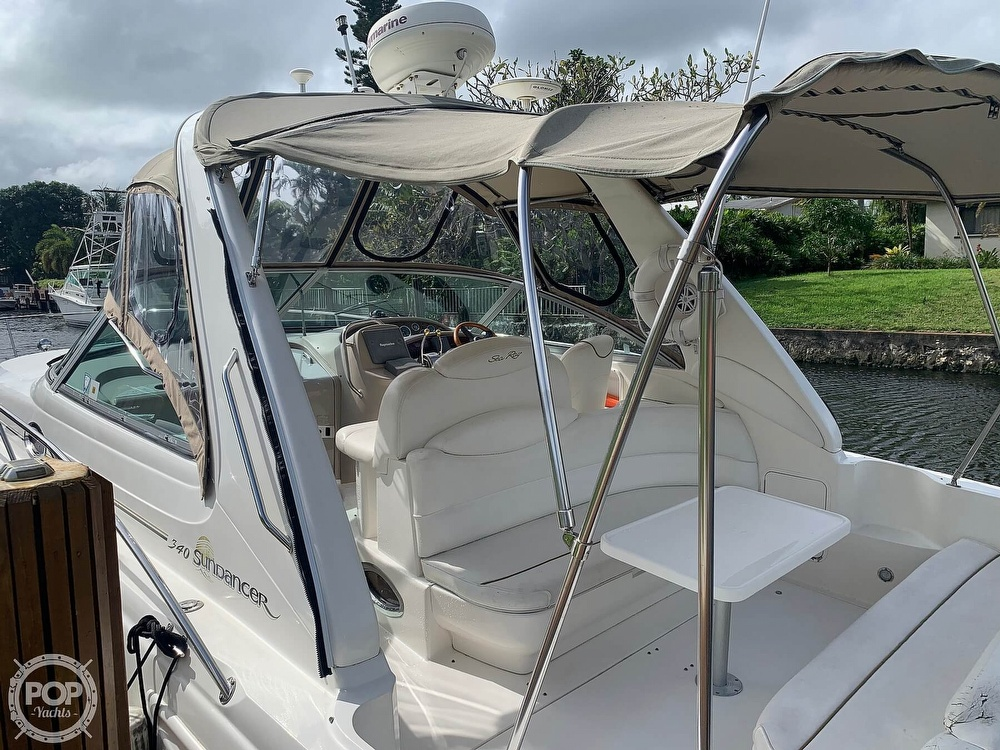 2000 Sea Ray boat for sale, model of the boat is 340 Sundancer & Image # 3 of 40