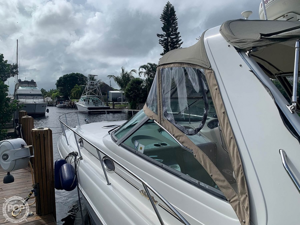 2000 Sea Ray boat for sale, model of the boat is 340 Sundancer & Image # 8 of 40